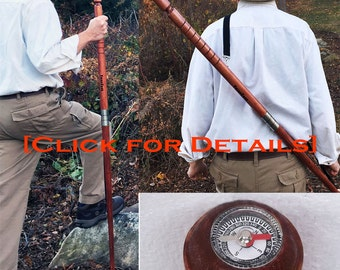 Hiking Staff, Walking Staff, Hiking Pole, Walking Pole, Hiking Stick,  Walking