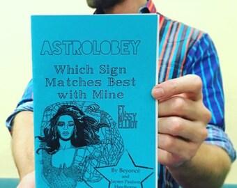 AstroloBey (Beyoncé + Astrology zine)