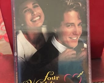 Four Weddings And A Funeral Movie Soundtrack Cassette Tape