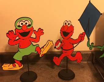 Elmo Table Stands