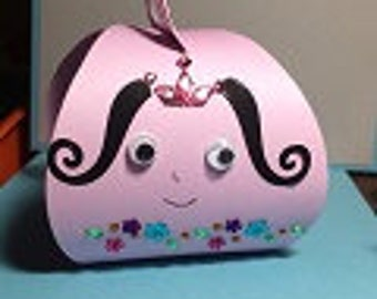 Pretty Princess Party Favor Gift/treat Boxes (24)