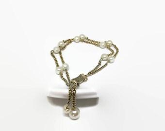 Coro Gold Bracelet