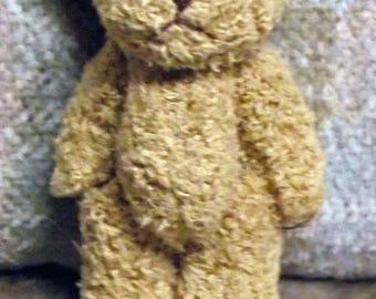 """Miniature bear """"Original"""" Herrmann """", approx. 6,5 cm"""