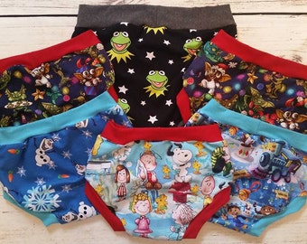 Custom** LilBum Undies