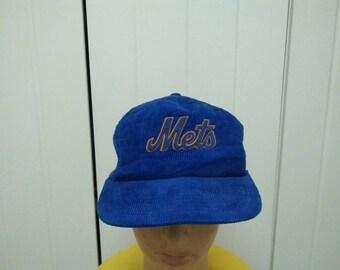 Rare Vintage NEW YORK METS x Gatorade Cap Hat Free size fit all