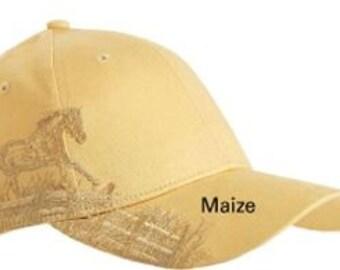 Dri Duck Women's Meadow Horse Cap Item # D3267