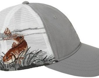DRI-DUCK®  REDFISH cap item # D3454