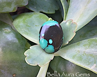 Chinese Turquoise Cabochon