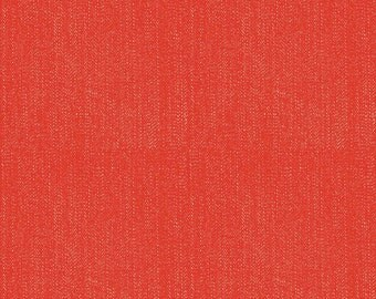 """Riley Blake Designs """"Lucky Star"""" by Zoe Pearn 100% cotton, pattern C4835 Red - Denim."""