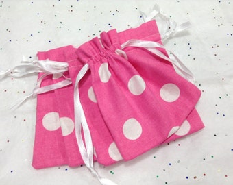 25PK Minnie Mouse Party Favor Loot Bags