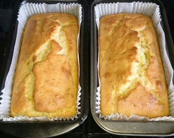 Lemon & Lime Loaf Cake Recipe - Suitable for Weight Watchers Smartpoints
