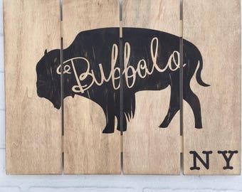Buffalo, NY Pallet