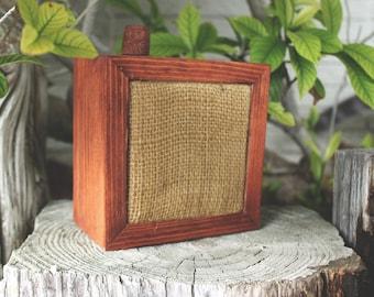 Speakers, Handmade Desktop Speakers, Smarthphone Speaker, Handmade Natural Wood Speakers, iPhone Speaker, Handmade Audio Speakers