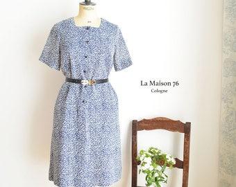 Vintage Summer dress 70s