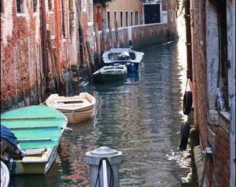 Venice, Italy Canal Print