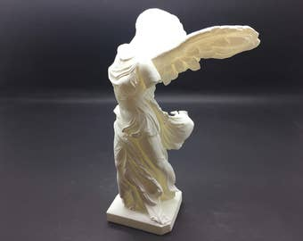 Winged Victory of  Samothrace (Nike of Samothrace) Resin 3D Printed Statue from the Louvre