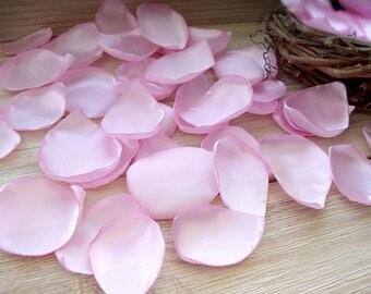 Pink Рetals,Silk petals,Wedding Petal Decor,table decoration,Petals Handmade,Fabric Petals,Table Scatters,Peach petals,petals girl