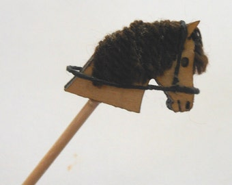 Miniature 1:12 Scale Hobby Horse KIT
