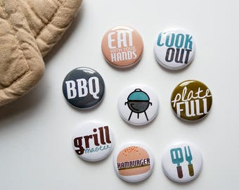 BBQ - Mini Flair Set