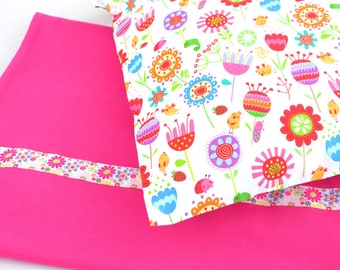 Baby girl bedding, Floral bedding, Girls crib bedding, Custom crib bedding, Baby bedding, Baby bedding set, Baby bedding crib sets, Bedding