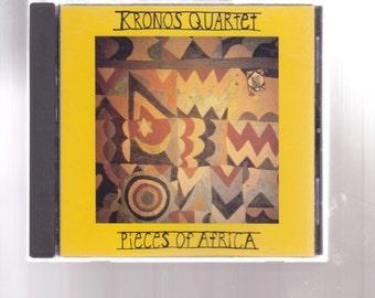 Pieces of Africa by Kronos Quartet CD 1992
