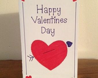 Gf & Gf Valentines Card