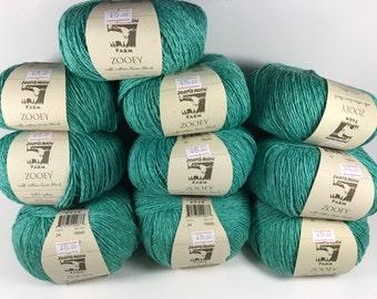 Juniper Moon Farms, Zooey DK weight, Cotton, linen,  summer yarn