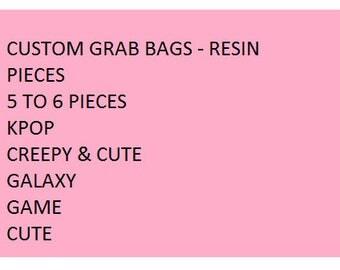 Mystery Resin Grab Bag