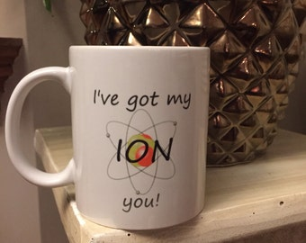 Science coffee mug, sublimated mug, gift for him, funny coffee mug, cute coffee mug, wedding anniversary gift