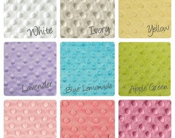 Adult Minky blanket-Design your own personalized adult minky blanket-Custom Adult Minky Blanket-Monogrammed Blanket-Dimple Dot Minky Blanket