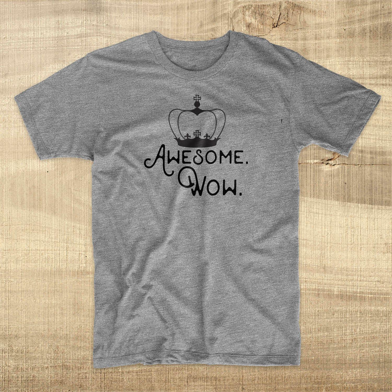 Design your own t shirt hamilton ontario - Hamilton Musical King George T Shirt