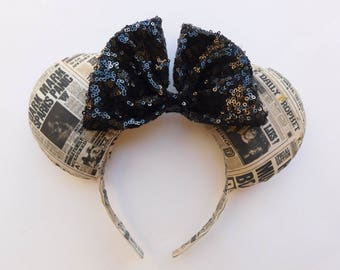 The Daily Prophet Minnie Ears!