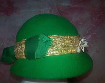 Vintage Neiman Marcus women's hat