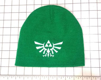 Zelda Triforce Eagle Beanie