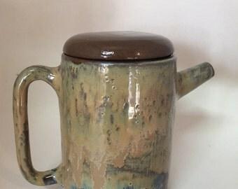 Caramel coffe pot