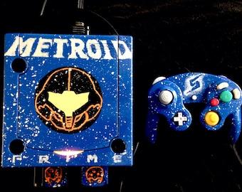 Metroid Inspired GameCubes