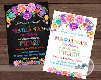 fiesta invitation  etsy, invitation samples