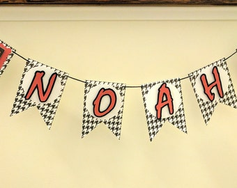 5 Nights at Freddys Name Banner