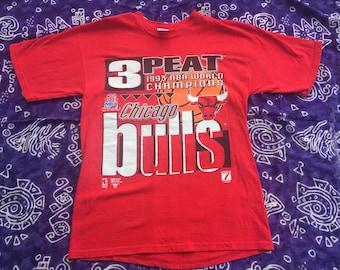 1993, NBA World Chanpions, Chicago Bulls Shirt