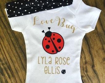 Love Bug Bodysuit