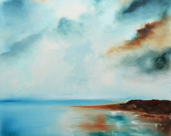 Calm III - original seascape painting