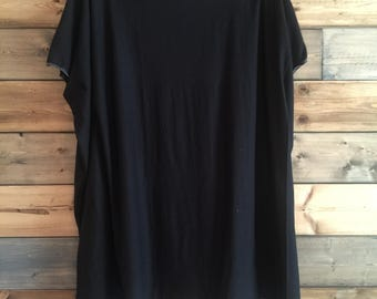 Black Tunic with Tassels