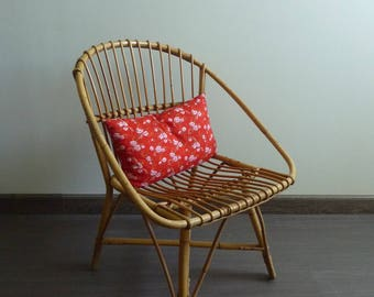 Little B, 1960s rattan chair vintage