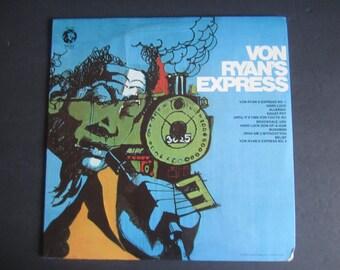 Von Ryan's Express  - Von Ryan's Express (LP, Album) 1971 - Funk - Unplayed LP with Clean Jacket.