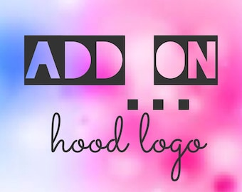 Add on: Hood logo