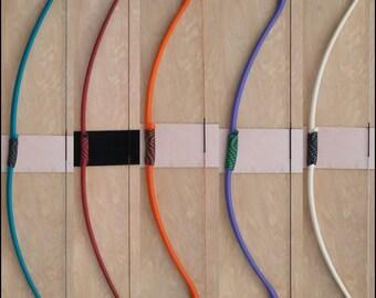 PVC Bow W/ Arrows - Child/Beginner