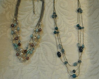 Lovely Beaded Necklaces