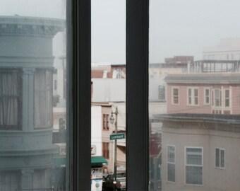 "San Francisco Photography, California, ""Lombard Street"", Fine Art Photography, 20 cm x 30 cm, 8"" x 12"""
