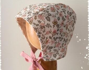 Baby/toddler hat, spring/summer cotton crush
