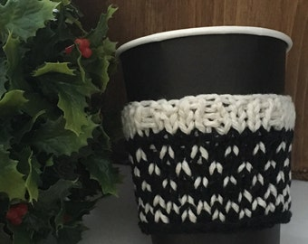 "Sleeve for beverage hot ""cozy"""